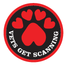 Supported By Vets Get Scanning